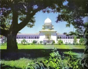 Image: Bangladesh Supreme Court, by Tanzirian