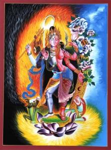 Shiva-shakti-Ardha-Narishwar