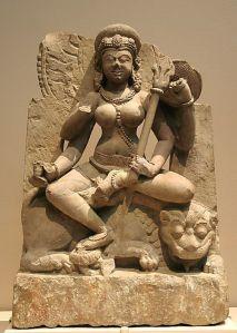 Mother Goddes Durga